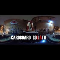 Cardboard Goliath Poster - FIVARS