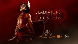 Gladiators in the Coliseum 360 VR - FIVARS 2017