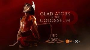 Gladiators in the Coliseum 360 VR - FIVARS 2017