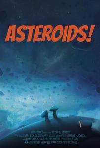 VR animation ASTEROIDS!, Dir. Eric Darnell. Image courtesy of Baobab Studios