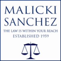 Malicki Sanchez Law Logo