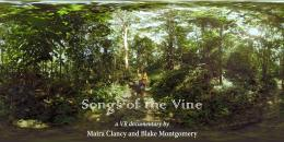 Songs of the Vine Poster Equirectangular