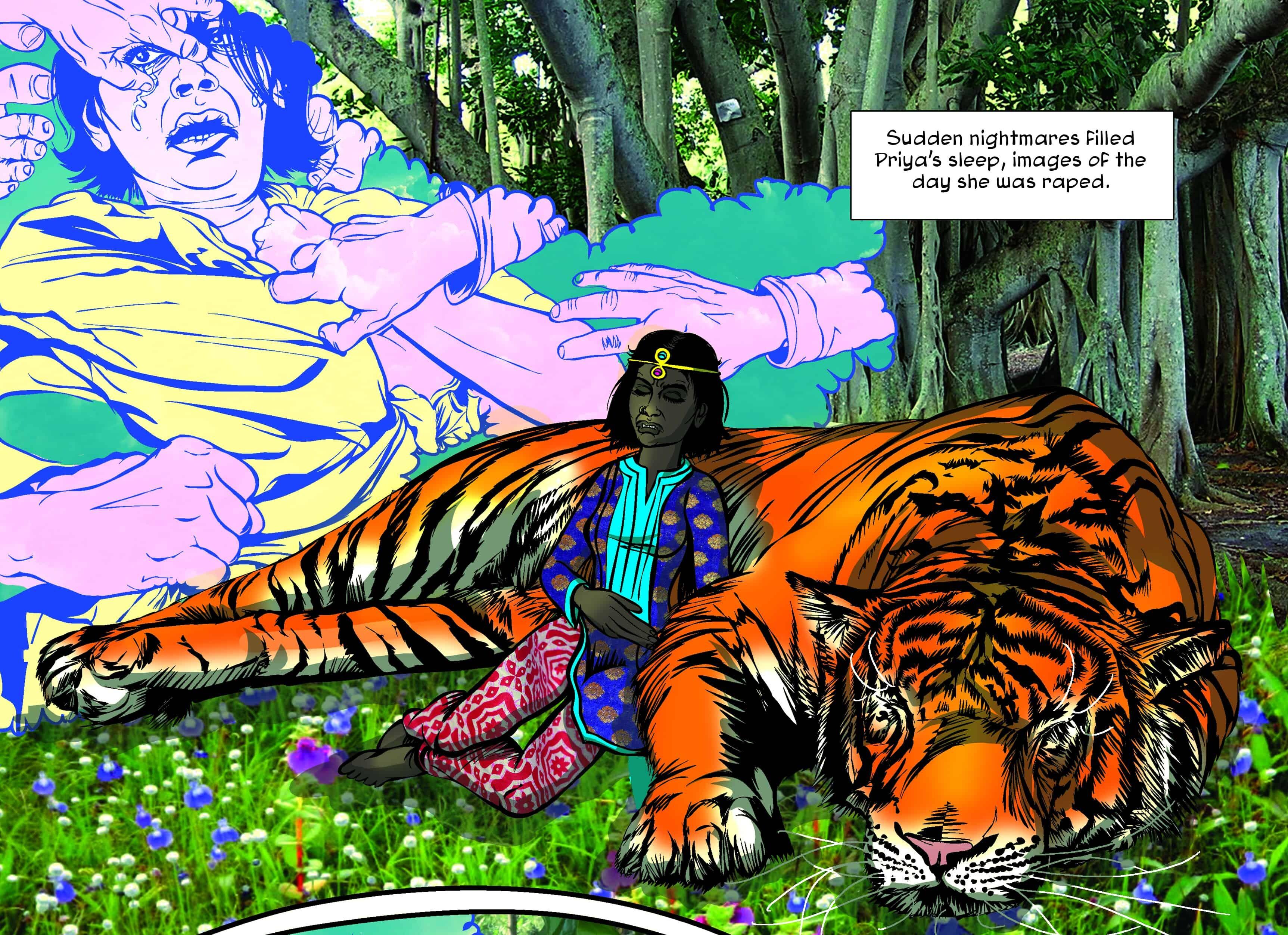 Priya's Mirror - FIVARS 2017