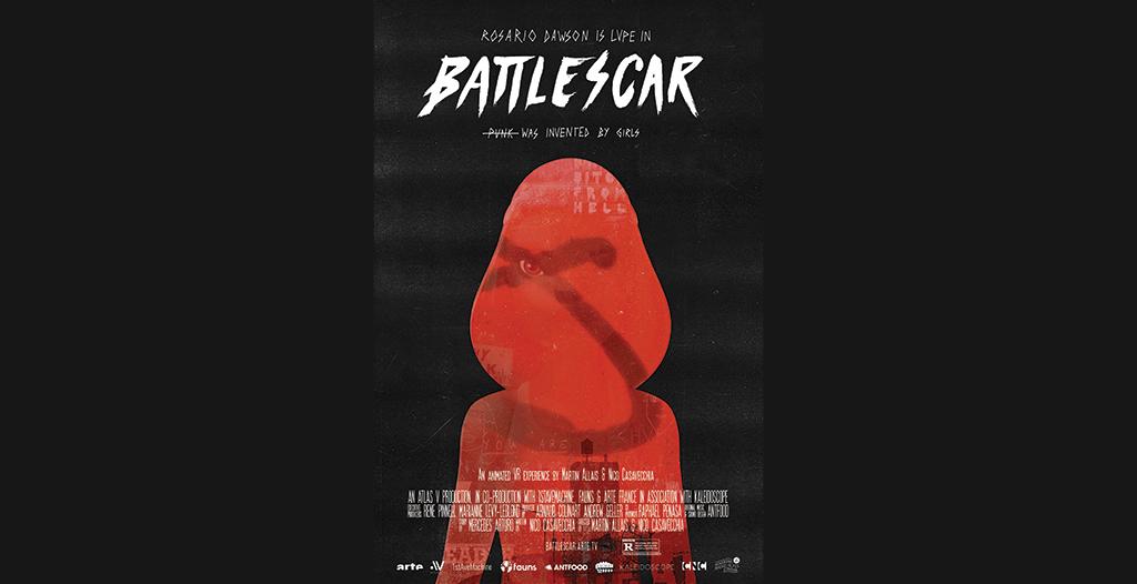 Battlescar 16x9