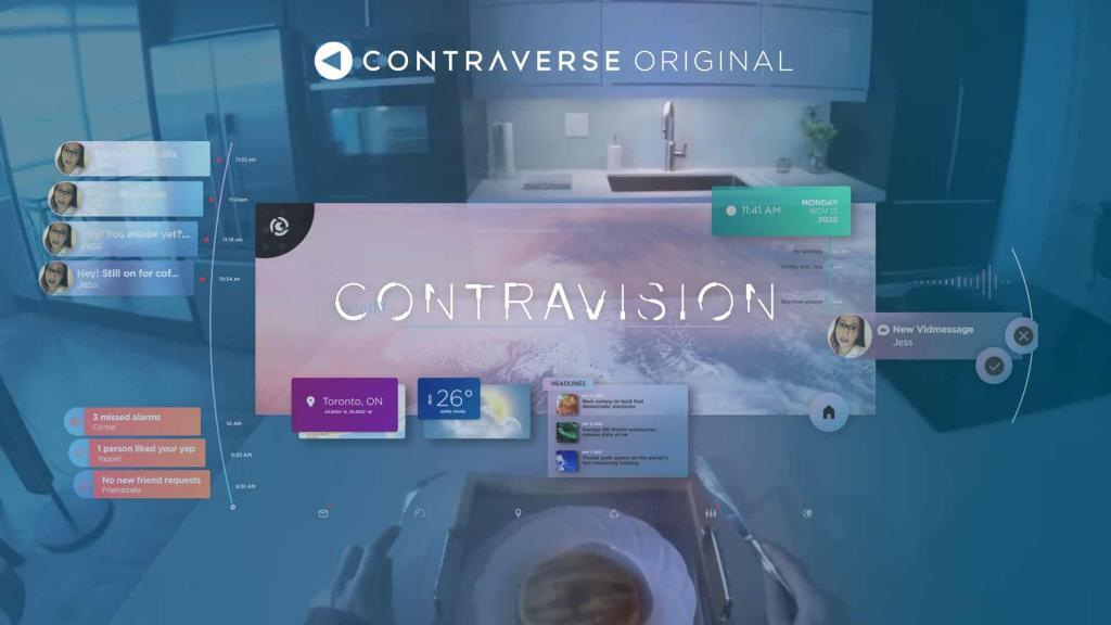 Contravision At Toronto International Film Festival