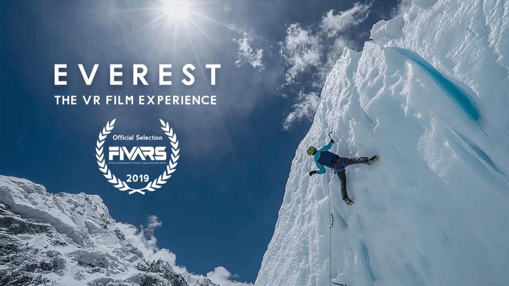 Everest VR poster