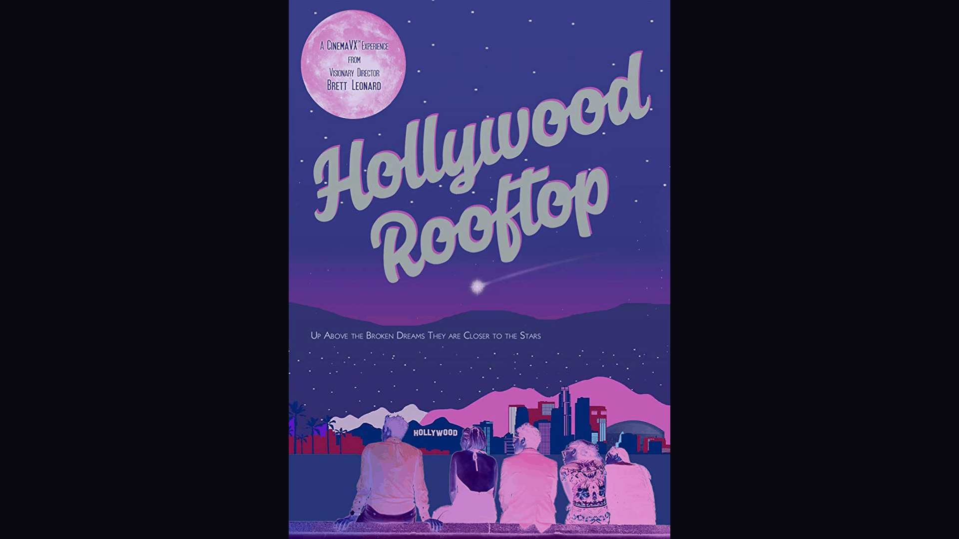 Hollywood Rooftop VR