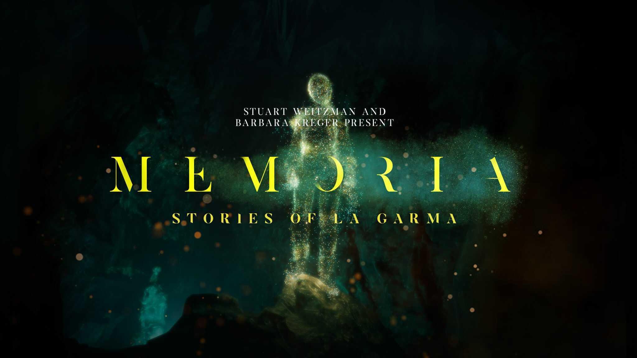 MEMORIA VR poster
