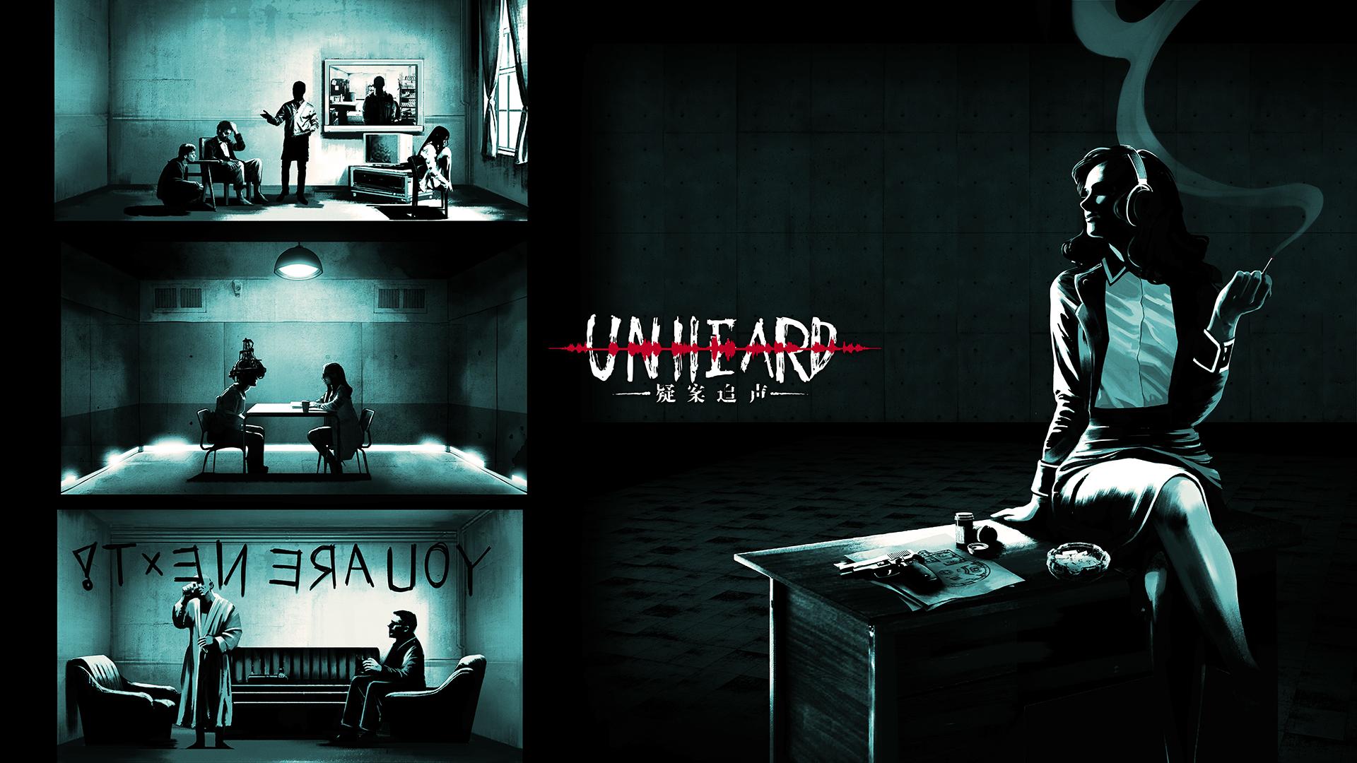 Unheard Poster