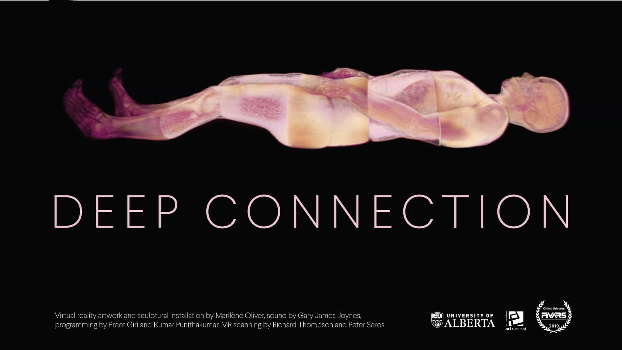 deep connection VR FIVARS