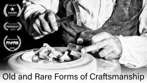 old and rare forms of craftsmanship vr - poster updated