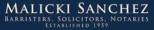 Malicki Sanchez Law logo