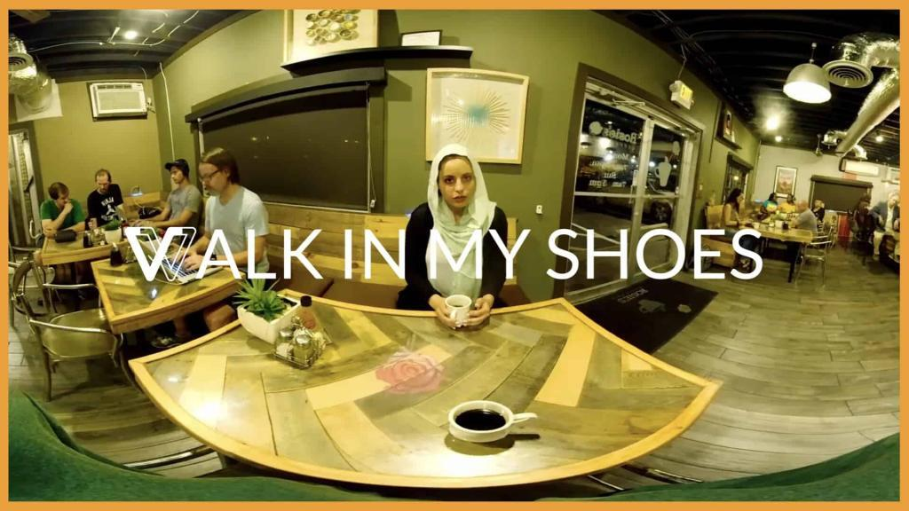 Walk In My Shoes VR