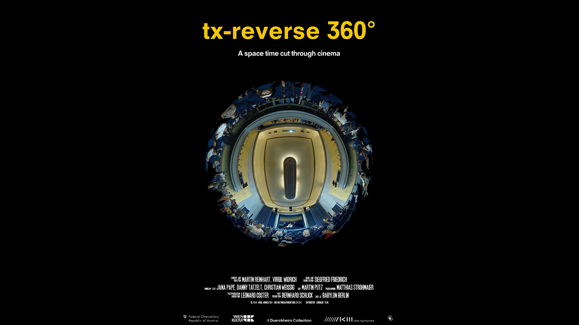 tx reverse poster
