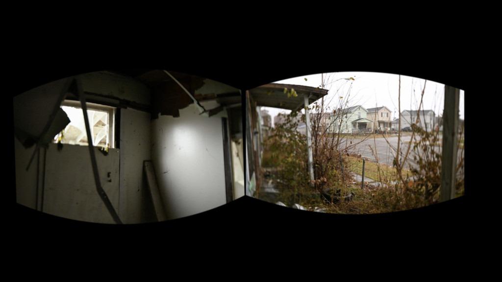 Walking Past Abandoned Houses, I Think of Eric