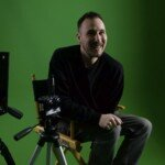 Director Headshots - Jonathan Sims - The Cosmic Laughter of Cucci Binaca