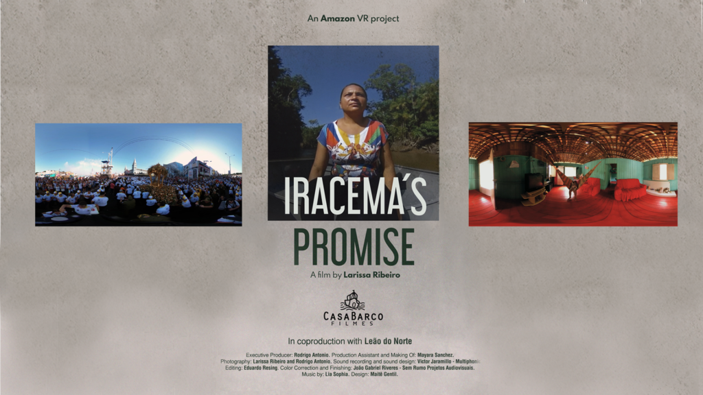 Iracema's Promise poster FIVARS 2020