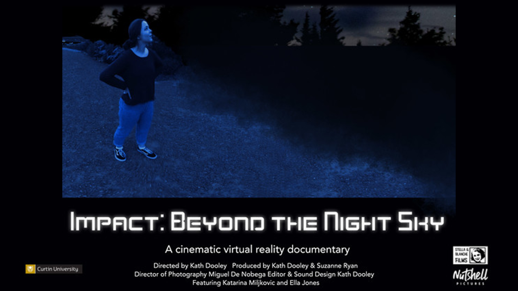 Impact Beyond the Night Sky
