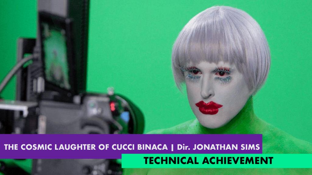 Cucci Binaca Technical Achievement