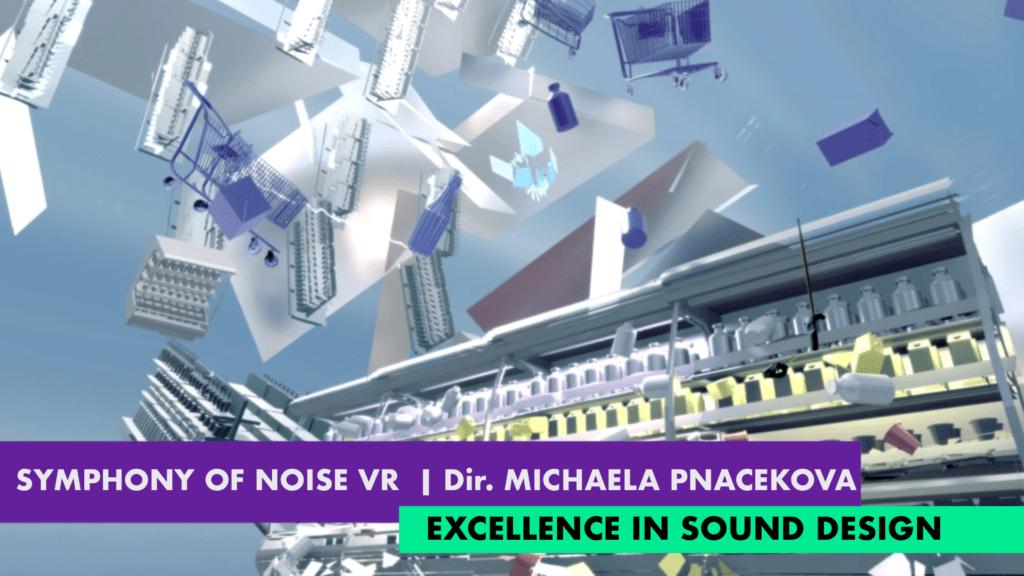 Symphony of Noise - FIVARS Winner