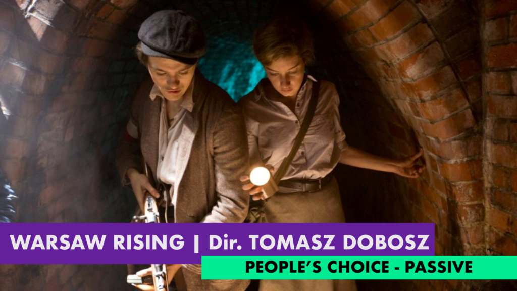 Warsaw Rising People's Choice Best Passive Experience
